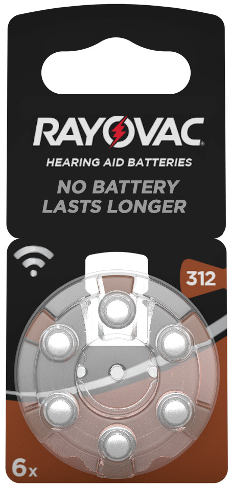 Rayovac Acoustic Special Blister